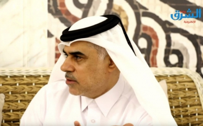 Mr.Mohammed Al Emadi in interview from Al Hazm with Al Sharq Newspaper