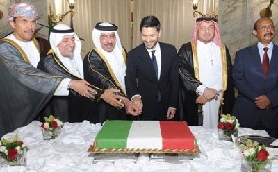 Italian Embassy celebrates National Day at Al Hazm