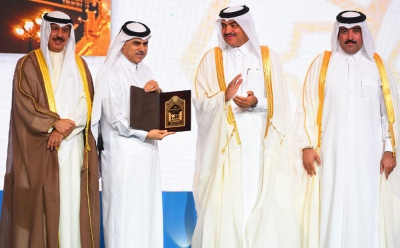 "Al Hazm wins 1st of ""ARAB TOWN ORGANIZATION AWARDS"""