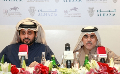 Al Hazm's proud association with HH The Emir's Silver Sword continues